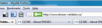 DNSSEC validator