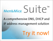 Try the Men & Mice Suite