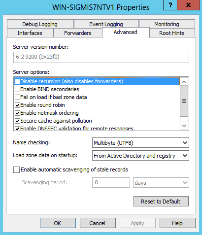 DNS Manager