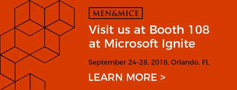 Men & Mice at #MSIgnite